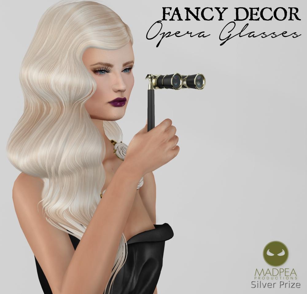 FancyDecorSilverPrize