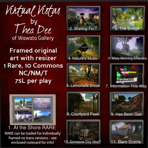 Virtual Vistas by TheaDee KEY 512