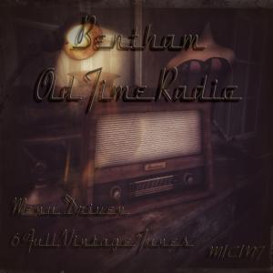 Old Time Radio Box Art 1024